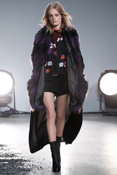 Zadig & Voltaire Fall 2014 Ready-to-Wear - Collection - Gallery - Style.com