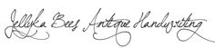 Jellyka Bees Antique Handwriting Free font