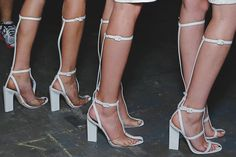 Top 20 Shoes From NY Fashion Week: 2. Alexander Wang