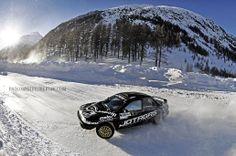 Corso di fotografia sportiva: Action Photo rally su ghiaccio velocità a Livigno. Ghiacciodrono.