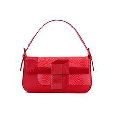 OOOK - Fendi - Bags 2013 Spring-Summer - LOOK 19 | TookLookBook ❤ liked on Polyvore