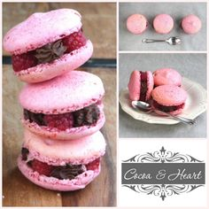... on Pinterest | Macaroons, Workshop and White Chocolate Ganache