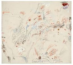 Cy Twombly   www.StyleFeelFree.com