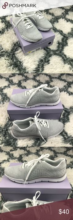 6d119d21428 Easy Spirit NWB Women s Sneakers Size 8.5 Silver The shoes are brand new  with box.