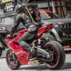 """Glorious By: Moto Addict Pro Street Shop, Thailand Gp Moto, Moto Bike, Ducati Motorcycles, Ducati Scrambler, Biker Chick, Biker Girl, Motorcycle Suit, Moto Cross, Custom Sport Bikes"