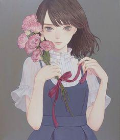 anime girl, art, and anime art