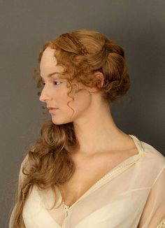 Renaissance inspiration. advanced style. great textures and interest. good shape.