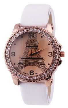 Eiffel tower watch- need for my friend who went there for Thanksgiving, shes moving in 2 weeks!