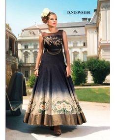 Fancy designer Gown  http://www.kmozi.com/fancy-designer-gown-886