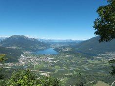 Strada del Menador (mountain road great for biking) - Caldonazzo, Italy