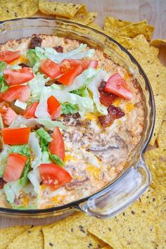 Bacon Double Cheese Burger Dip - all of the flavours of a bacon double cheese burger - serve with favorite Low Carb bread/tortillas/crackers (use sugar free ketchup - Slow Cooker option