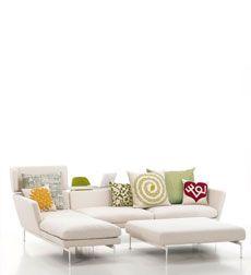 Vitra - SUITA SOFA : DC Store, Design online per lufficio e per la casa