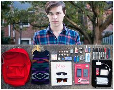 Jason Travis: what's in your bag?