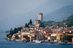 Nina: Malcezine - Lago di Garda, Italy