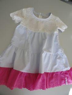 """Taufe & Geburt - Kleid """"Puppenfee"""" - ein Designerstück von…"""