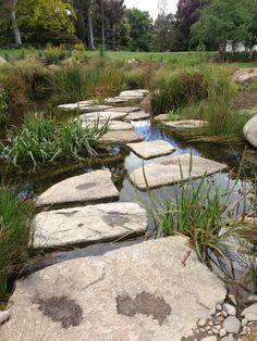 The Elms, Wonga Park, Victoria. Phillip Johnson landscaping