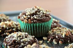 Chocolate Avocado Muffins (Gluten-Free and Vegan) == The Eat Smart Blog