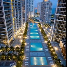 Viceroy Miami Hotel. I leave with my girls this Saturday! So exicted!