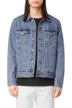Weekday Single Jacket WD Blue in Blue