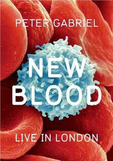 peter gabriel: new blood: Awesome Music