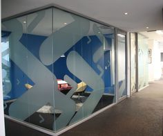frosted glass designs for office - Google Search