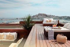 ibiza granhotel luxe hotel piscine 11