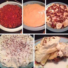 Lekker eten met Marlon: Banoffee Pie - Bananentaart gemaakt met dulce de leche