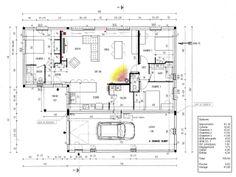 Votre avis sur mon plan ? - Plain-pied 4 chambres (41 messages) - ForumConstruire.com