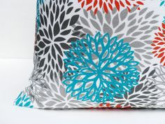 Euro Sham. Outdoor Pillow. 26x26 Pillow Cover. by EastAndNest, $28.00
