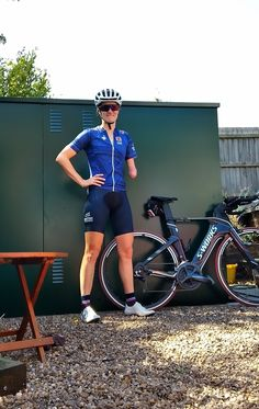 Paralympian Claire Cashmore has an Asgard Centurion x6 bike shed to safely store her bikes in, and train for the Tokyo 2020/2021 paralympics. The Asgard team installed the s hed in her garden within a few hours. #Paralympian #secureshed #metalshed #outdoorstorage #sheduk #ukmanufacturer #homeimprovement #diy #homesecurity #securestorage #security #gardensecurity #garden #gardenshed #gardenstorage #bikestorage Laura Kenny, Bike Locker, Metal Shed, Tokyo 2020, Bike Shed, Team Gb