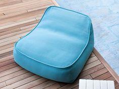 Poltrona da giardino a sacco Collezione Float by Paola Lenti | design Francesco Rota