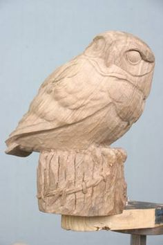 Carve a Little Owl - The Woodworkers Institute