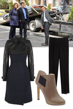 Steal her style: Dress like Kate Beckett from Castle