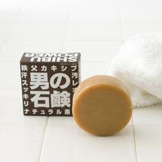 かきのわ/シブガキ男の石鹸 1260yen 加齢と共に気になる臭いをスキッとリフレッシュ!