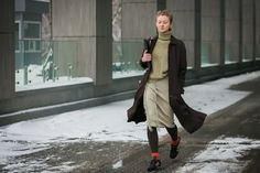 The Best Street Style Pics From Kiev Fashion Days