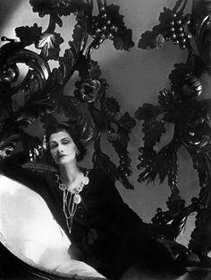 Coco Chanel en 1944 à Paris.