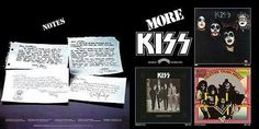 Kiss Album Covers