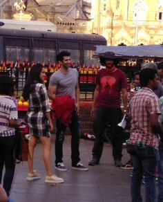 In Pics: Shraddha Kapoor & Aditya Roy Kapur Attend Ok Jaanu Wrap-Up Party