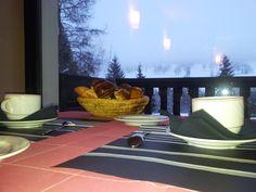 Petits-déjeuners de l'hôtel*** Le Feug