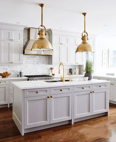 Фото из статьи: 40 кухонь, на которых хочется готовить