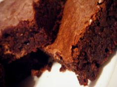 The Extraordinary Art of Cake: The Best Ever Chocolate Fudge Brownie Recipe
