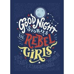 Booktopia has Good Night Stories for Rebel Girls, 100 Tales of Extraordinary Women by Elena Favilli. Buy a discounted Hardcover of Good Night Stories for Rebel Girls online from Australia's leading online bookstore. Marie Curie, Kid Paddle, Good Books, Books To Read, Good Night Story, Night Time, Amelia Earhart, Riot Grrrl, Bedtime Stories
