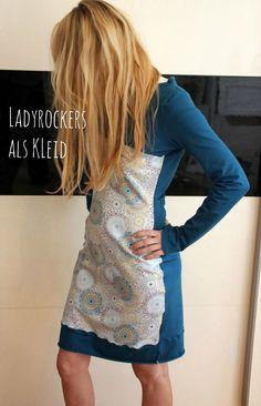 Lady Rockers Kleid / Oberteil (Freebook)