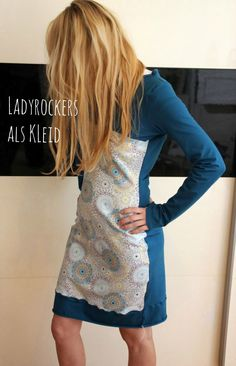 Lady Rockers Kleid / Oberteil (Freebook)