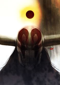 Hollow Ichigo by UVER.deviantart.com on @deviantART