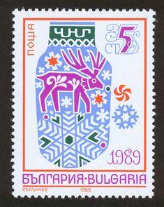Stefan Kanchev, New Year 1989