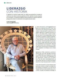 Luis Arriagada Socio Fundador ATCP Chile