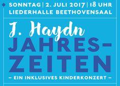 """120 Kinder und Jugendliche mit und ohne Behinderung singen, tanzen und musizieren gemeinsam zu Joseph Haydns """"Die Jahreszeiten""""– beim inklusiven Kinderkonzert am 02.07., ab 18 Uhr im Beethoven-Saal. Mehr unter: https://www.musik-am-13.de/konzerttermine.html"""