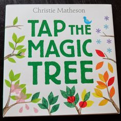 book thoughts: Tap the Magic Tree