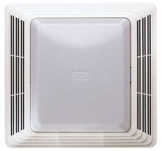 Utilitech 1 2 Sone 110 Cfm White Bathroom Fan With Light Energy Star Home Laundry Rooms Baths Pinterest Lights House Remodeling And Bath